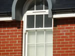 BLENHEIM range of spirally hung, sliding sash windows